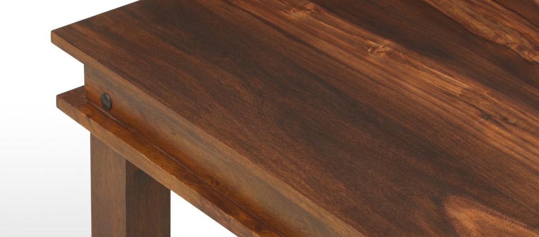 Jali Sheesham 90 cm Chunky Coffee Table