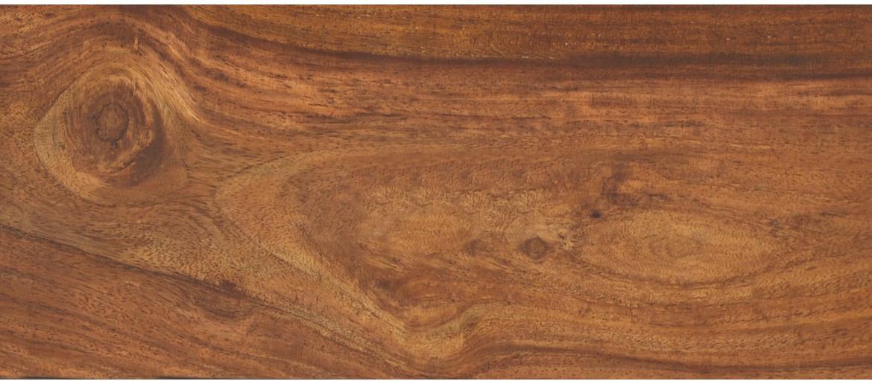 Jali Sheesham 110 cm Chunky Coffee Table