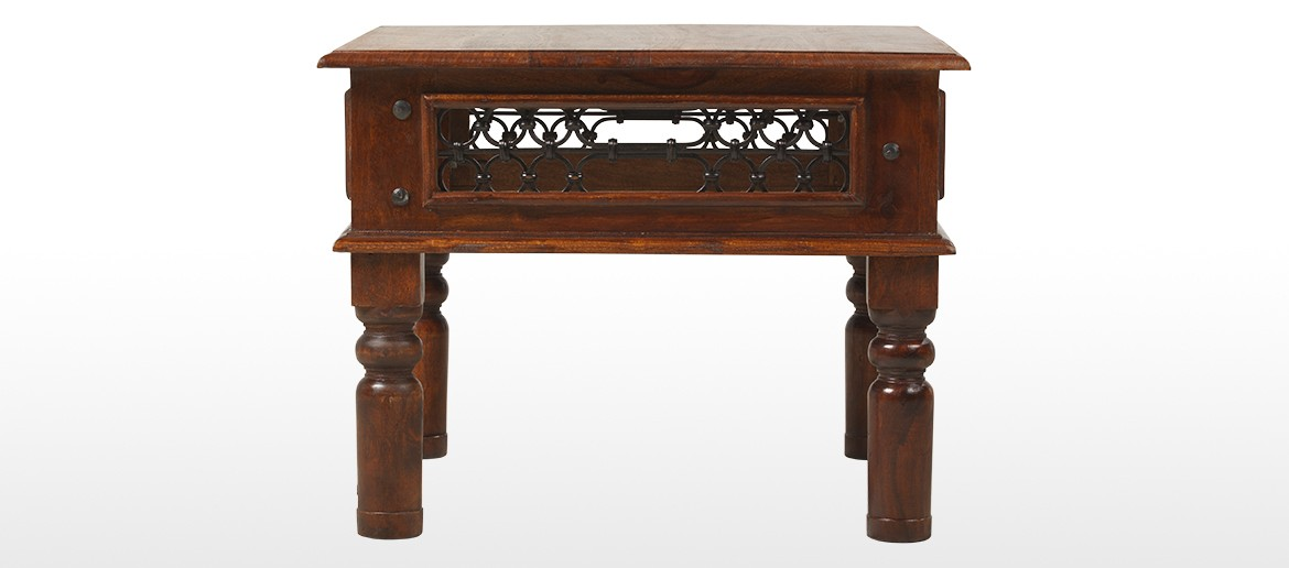 Jali Sheesham 110 cm Coffee Table