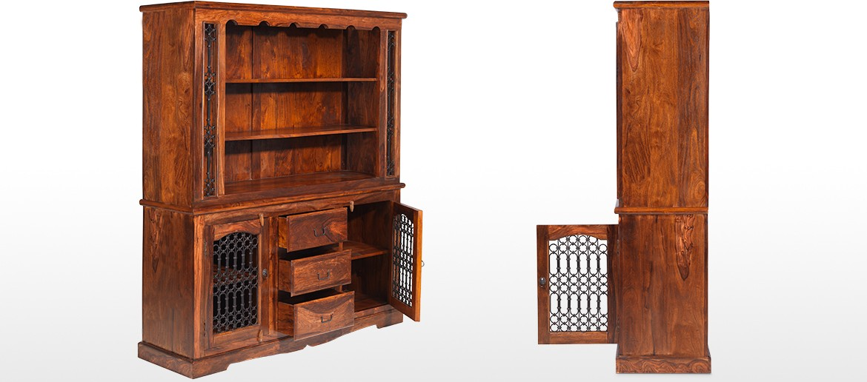 Jali Sheesham Dresser