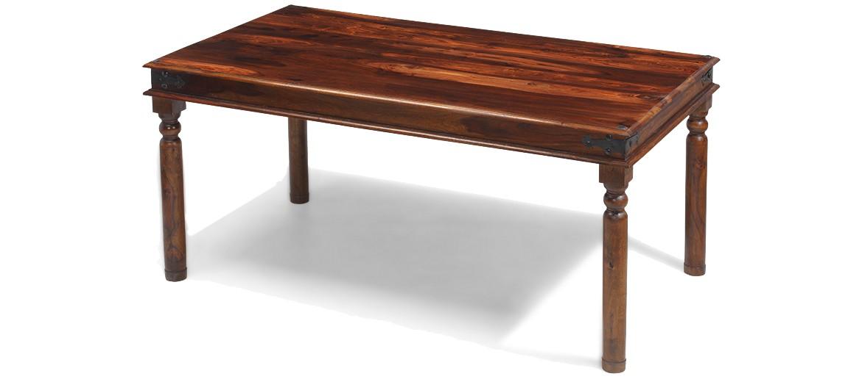 Jali Sheesham 160 cm Thakat Dining Table