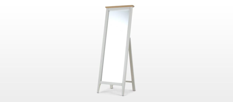 Merideth Painted Cheval Mirror