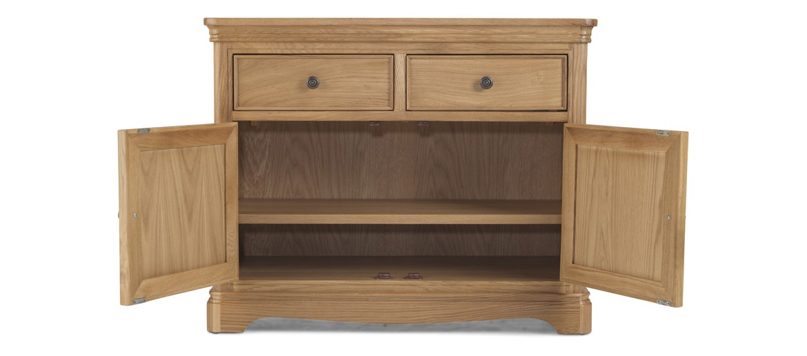 Kilmar Natural Oak Living & Dining Small Sideboard
