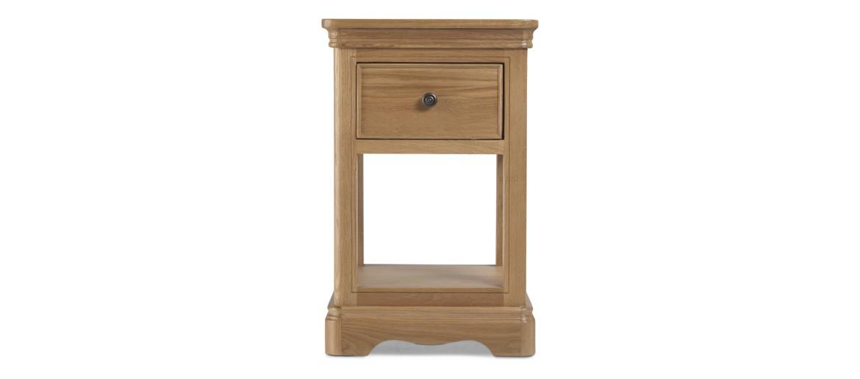 Kilmar natural Oak Living & Dining Lamp table