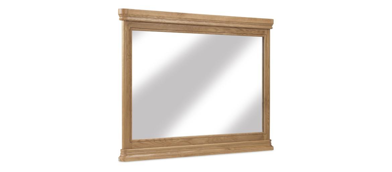 Kilmar Natural Oak Bedroom Wall Mirror
