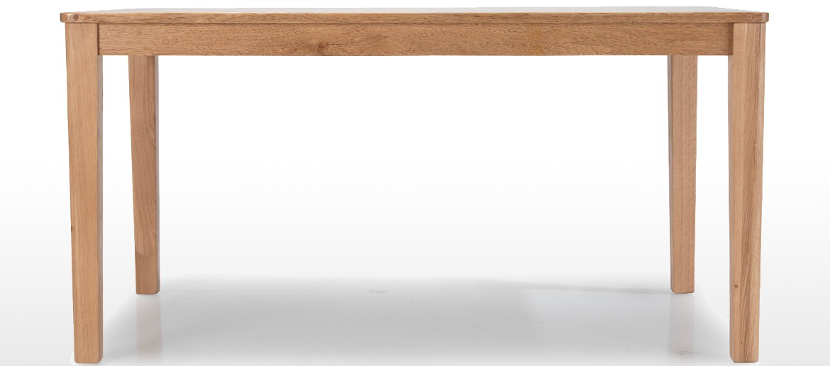 Eklund Oak 150cm Dining Table