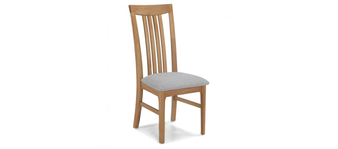 Hayman Oak Dining Chair Pair