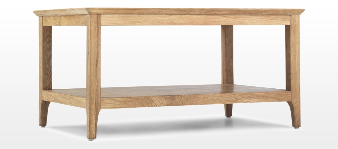 Hayman Oak Large Coffee Table