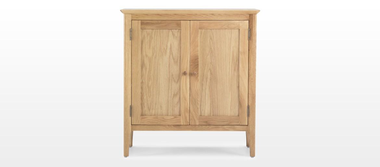 Enfield Oak Storage Cabinet