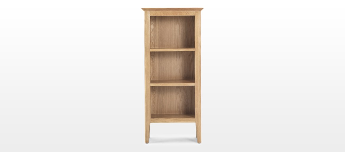 Hayman Oak CD Bookcase