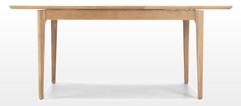 Hayman Oak 120/160cm Extended Dining Table
