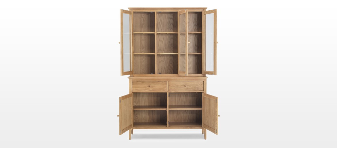 Hayman Oak Small Dresser