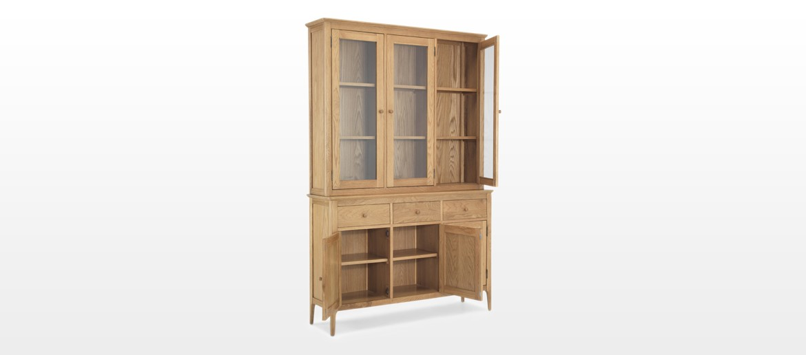 Hayman Oak Large Dresser