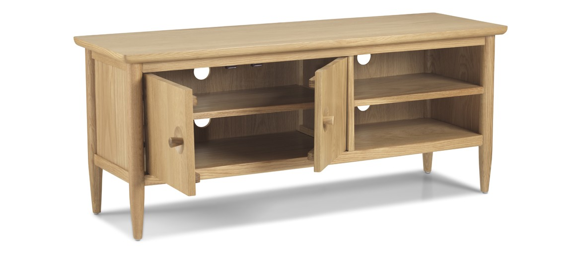 Skiena Oak TV Unit