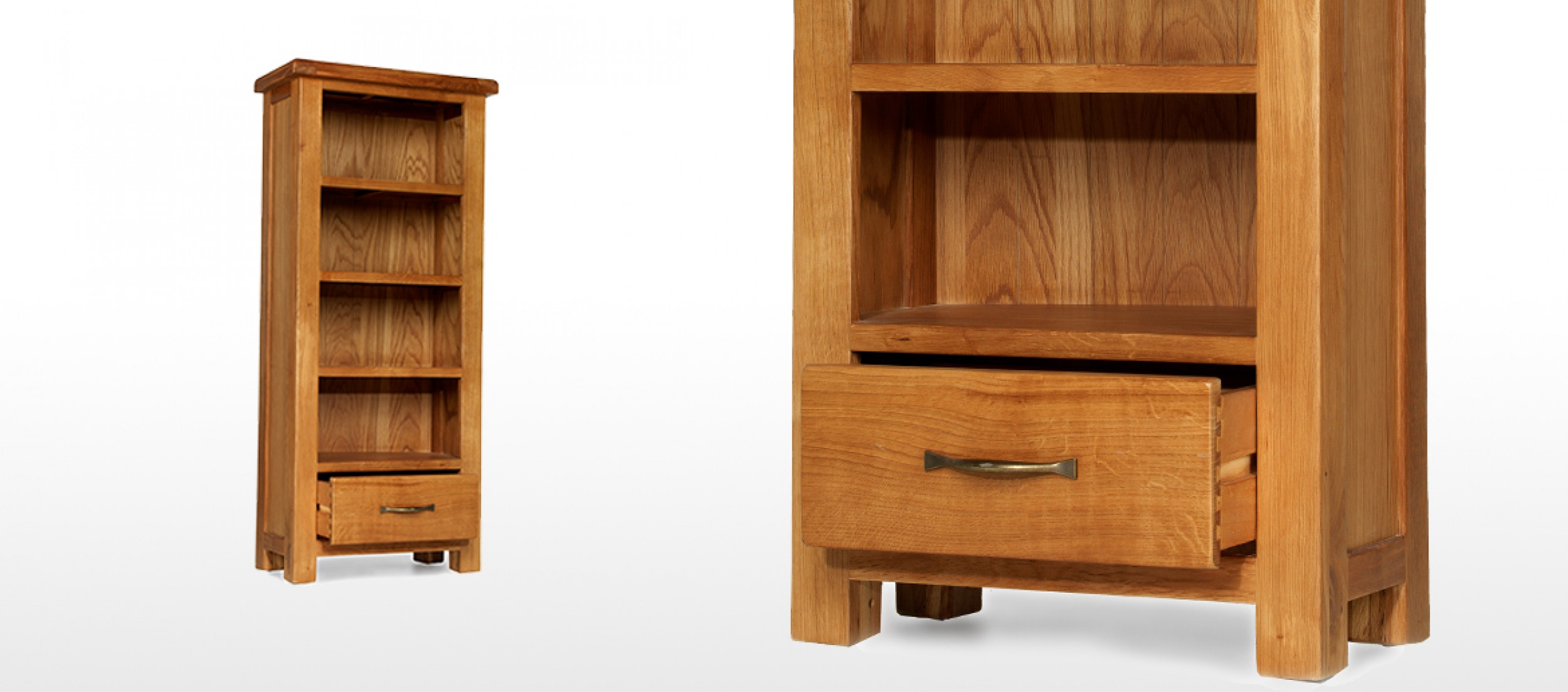 main online oak pdp com johnlewis john henry at bookcases rsp lewis buyjohn drawer with bookcase