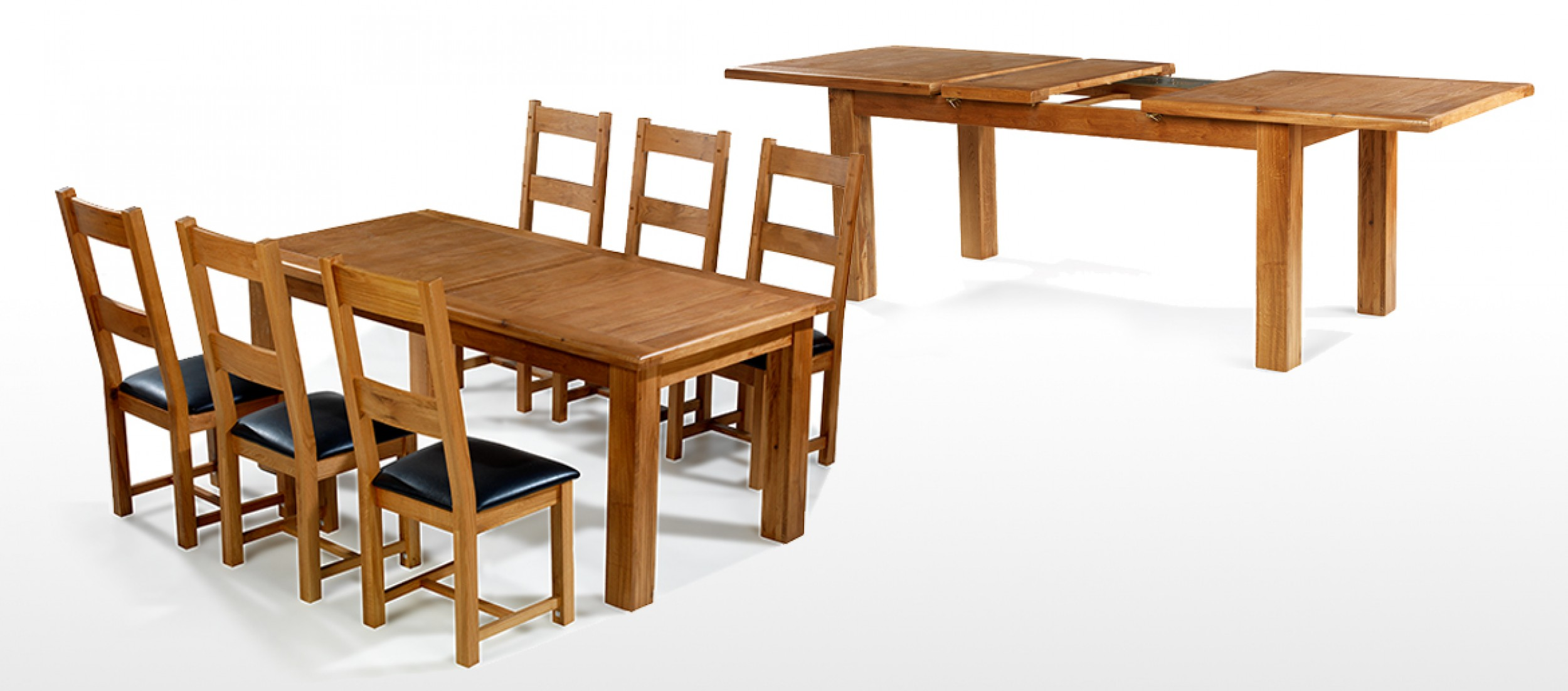 Extended Dining Table And Chairs Images Dining Table Ideas : barham oak large extending dining table tp 24 set 6 special from sorahana.info size 2500 x 1103 jpeg 264kB