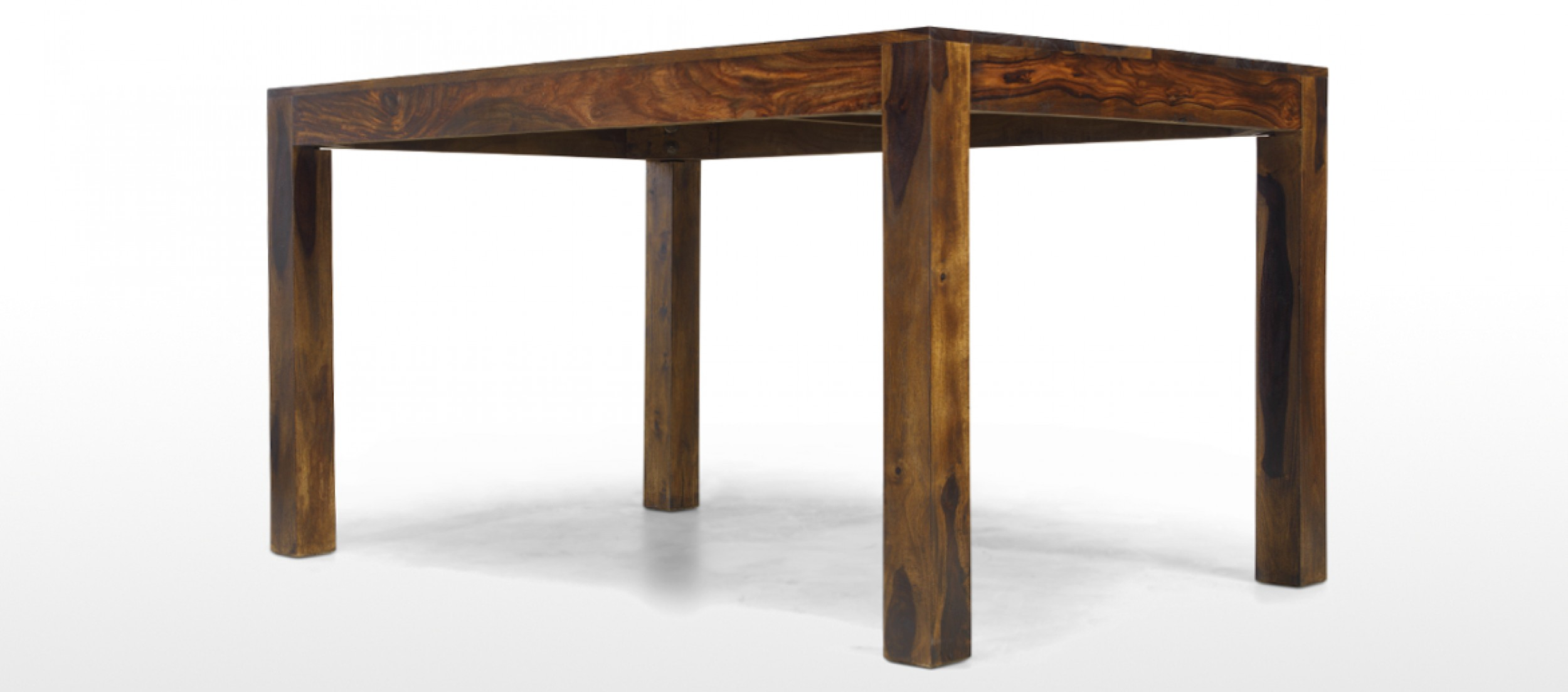 Cube Sheesham 140 cm Dining Table Quercus Living : cu 39 cuba sheesham dining table low profile from www.quercusliving.co.uk size 2500 x 1103 jpeg 171kB
