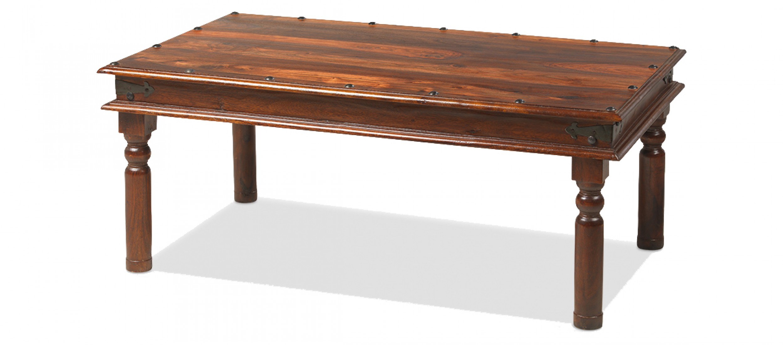 Jali Sheesham 110 Cm Thakat Coffee Table Quercus Living