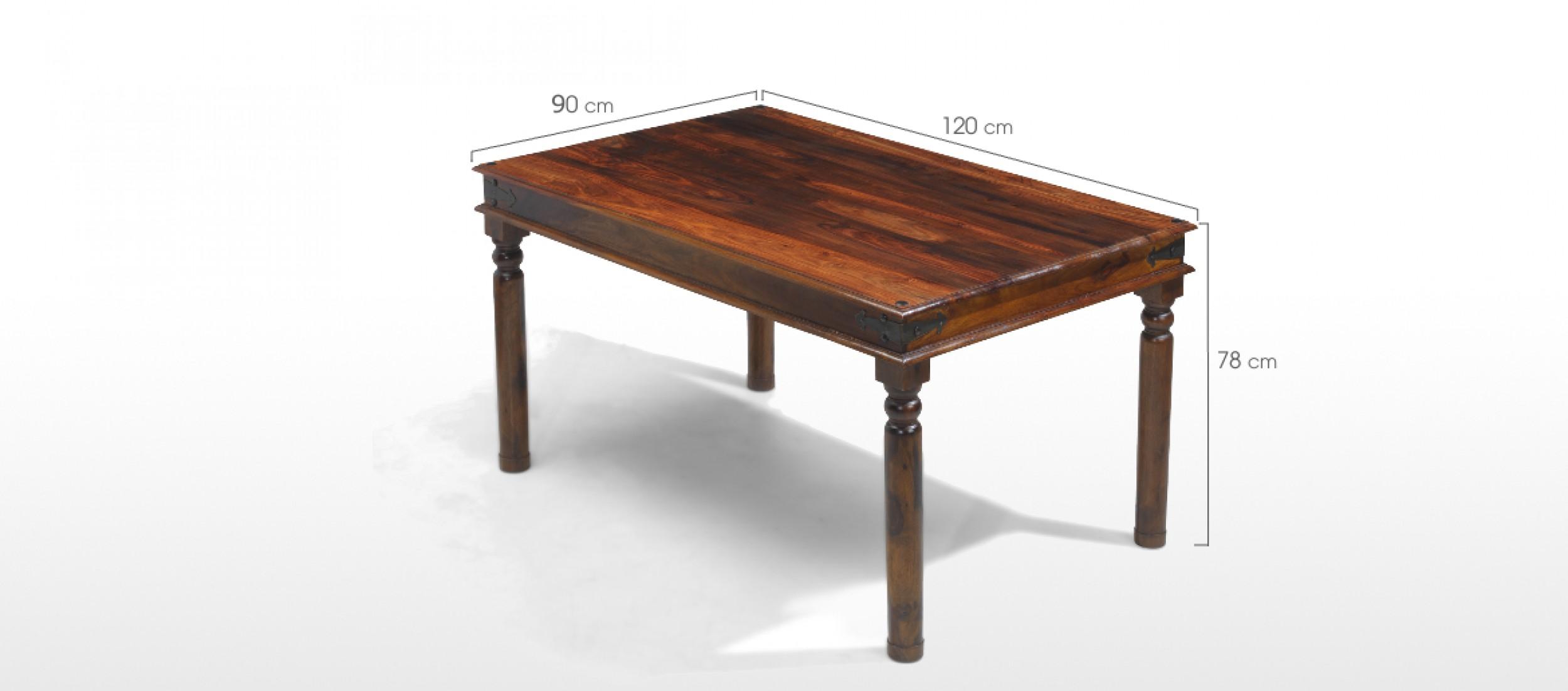 Jali sheesham 120 cm thakat dining table quercus living for 120 table
