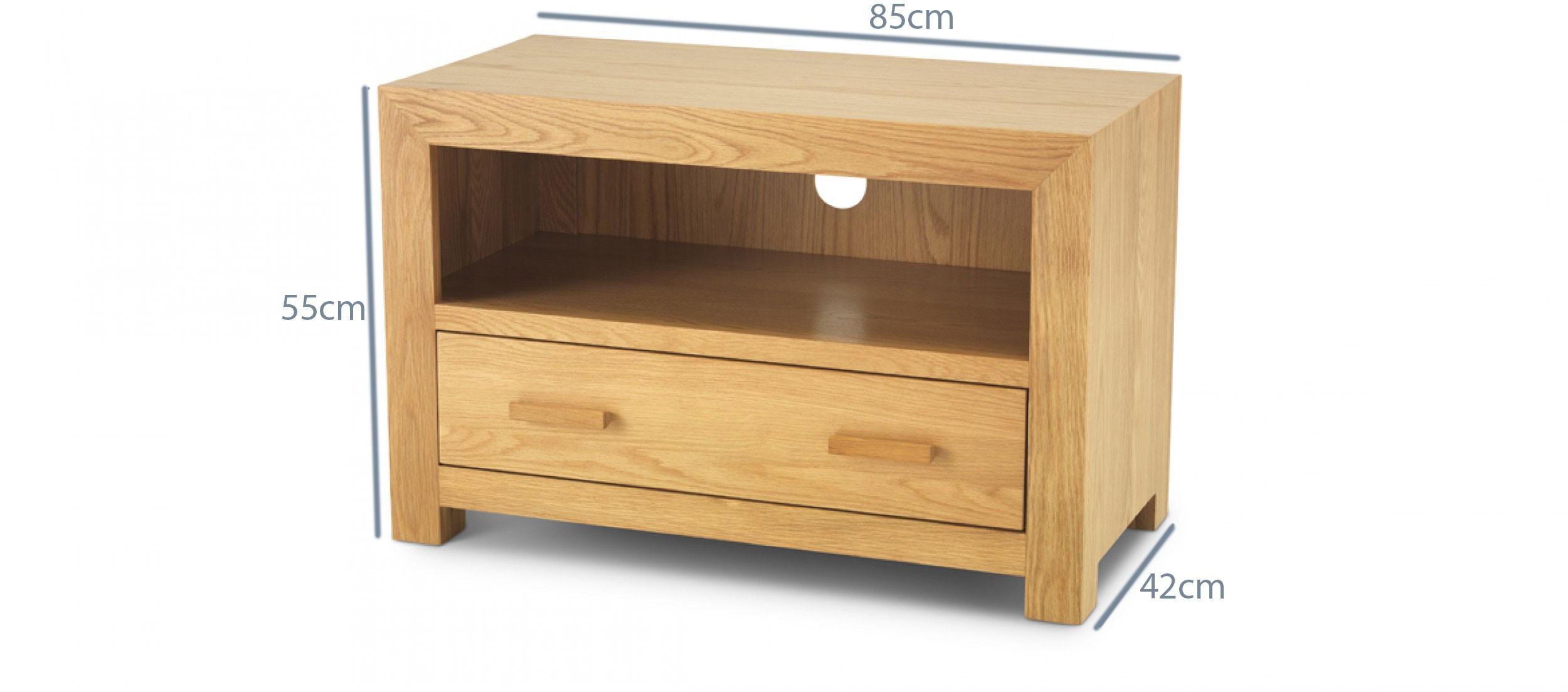 small tv units furniture. Cube Oak Small TV Unit Tv Units Furniture