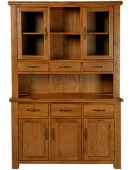 Barham Oak Medium Dresser