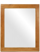 Barham Oak Large Wall Mirror