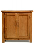 Barham Oak Small Petite Cupboard