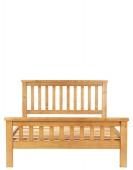 "Devon Pine Double Bed (4' 6"")"
