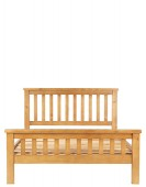 Devon Pine King Size Bed (5')