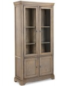 Kilmar Oak Living & Dining Glass Display Cabinet