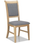 Kilmar Natural Oak Living & Dining Chair Upholstered