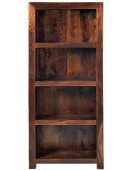 Cube Sheesham Bookcase
