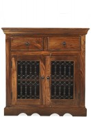 Jali Sheesham Small Sideboard