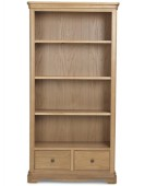 Kilmar Natural Oak Living & Dining Large Bookcase