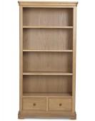 Kilmar Natural Oak Living & Dining Large Bookcase