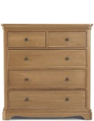 Kilmar Natural Oak Bedroom 2 Over 3 Chest