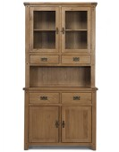 Rustic Oak Small Dresser