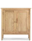 Hayman Oak Storage Cabinet