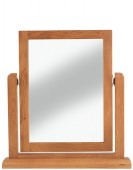 Marton Oak Dressing Table Vanity Mirror