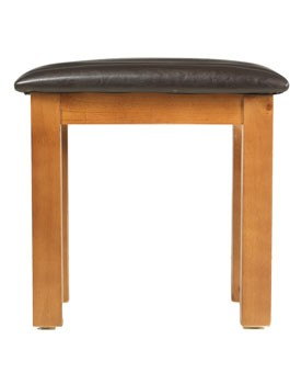 Devon Pine Dressing Table Stool