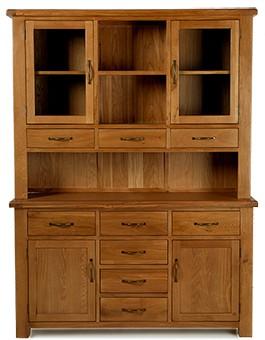 Barham Oak Large Dresser
