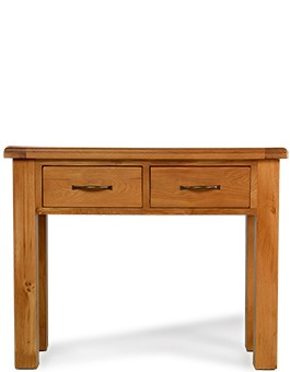 Barham Oak Console Table