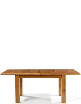 Barham Oak 132-198 cm Extending Dining Table