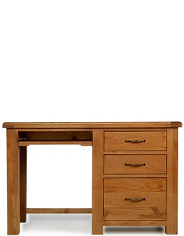 Barham Oak Office Desk