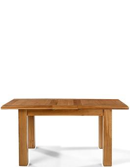 Barham Oak 120-150 cm Extending Dining Table