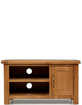 Barham Oak TV Unit