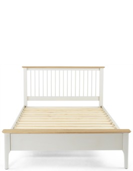 "Merideth Painted Double Bed (4' 6"")"