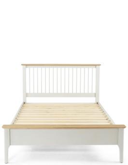 Merideth Painted King Size Bed (5')