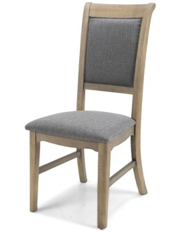 Kilmar Oak Living & Dining Chair Upholstered