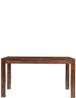 Cube Sheesham 140 cm Dining Table
